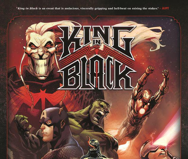 KING IN BLACK TPB #1