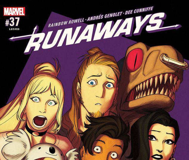 Runaways #37