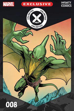 X-Men Unlimited Infinity Comic (2021) #8