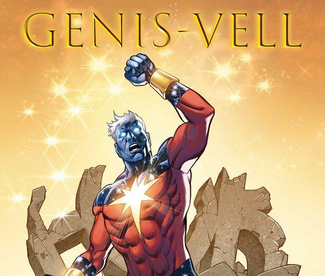 GENIS-VELL: MARVEL TALES 1 #1