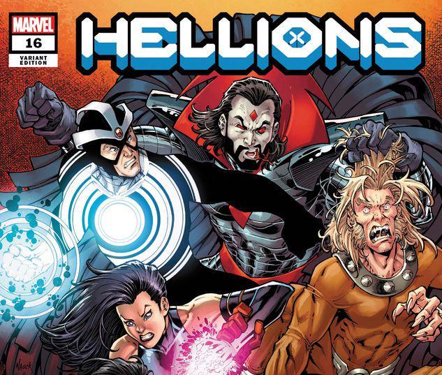Hellions #16