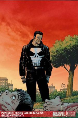 Punisher: Frank Castle Max (2009)