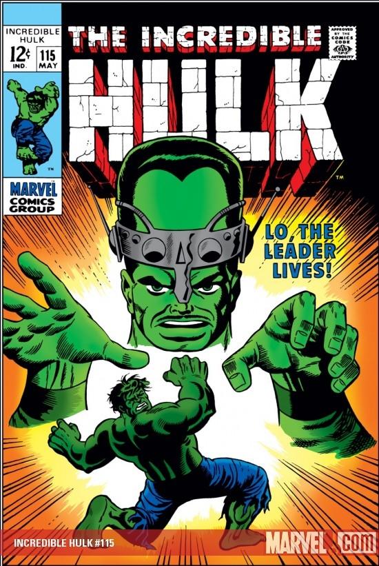 Incredible Hulk (1962) #114