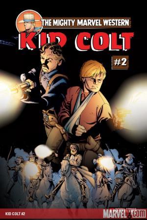 Kid Colt (2009) #2