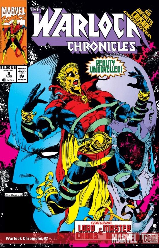 Warlock Chronicles (1993) #2