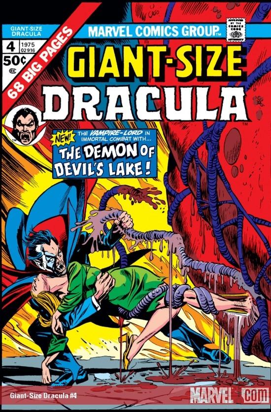 Giant-Size Dracula (1974) #4