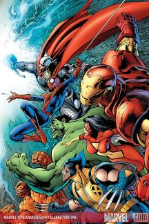 Marvel Comics 70th Anniversary Celebration (Trade Paperback)