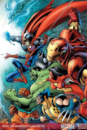 Marvel Comics 70th Anniversary Celebration (Trade Paperback)