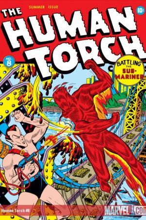 Human Torch Comics (1940) #8