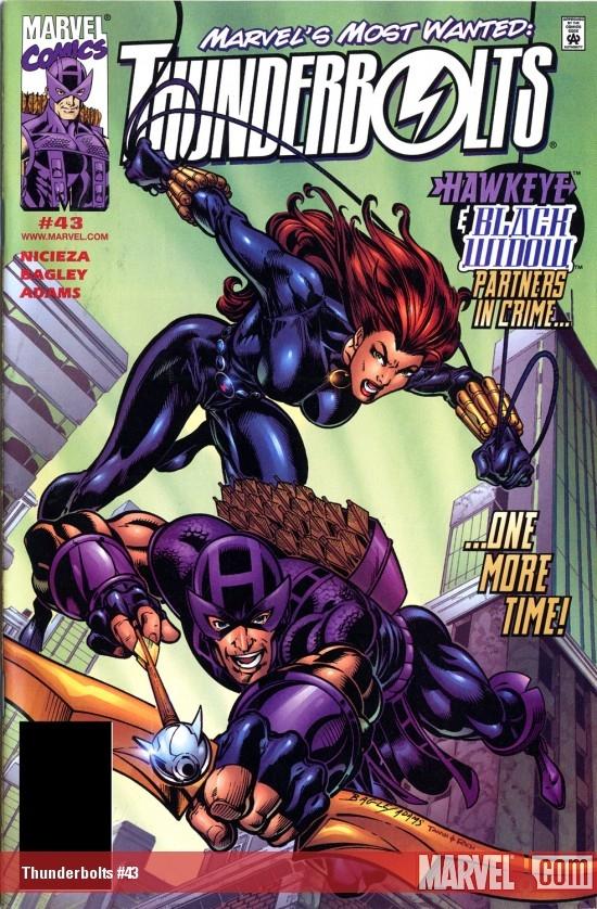 Thunderbolts (1997) #43