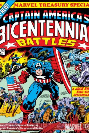 Marvel Treasury Special: Captain America's Bicentennial Battles (1976) #1