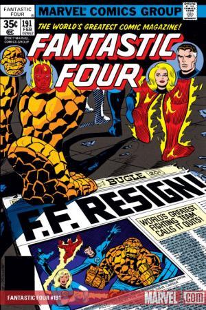 Fantastic Four #191