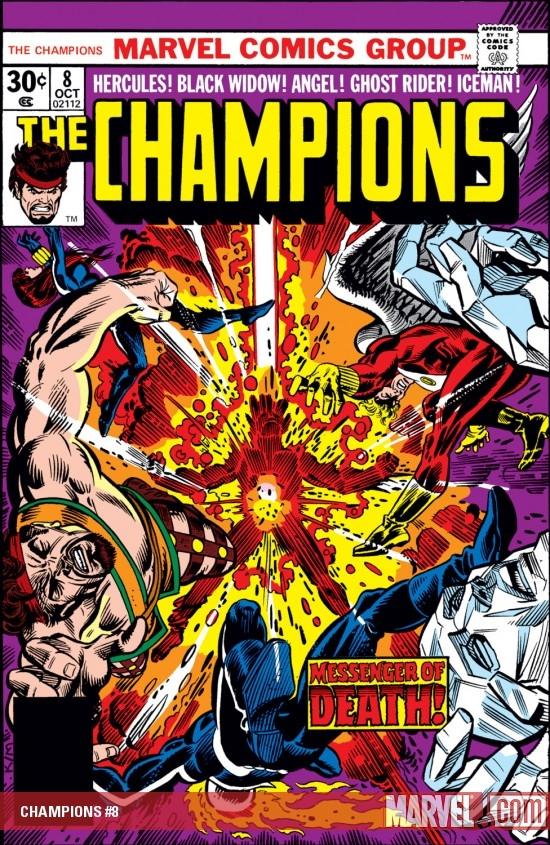 Champions (1975) #8