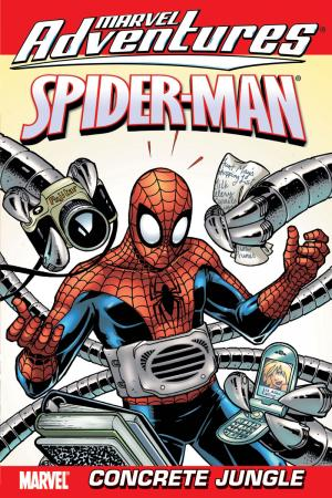 Marvel Adventures Spider-Man Vol. 4: Concrete Jungle (Digest)