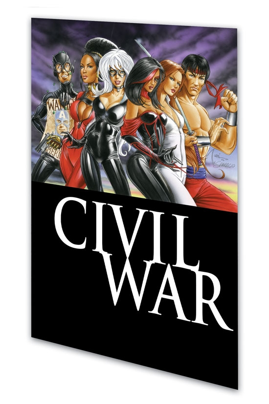 Heroes for Hire Vol. 1: Civil War (Trade Paperback)