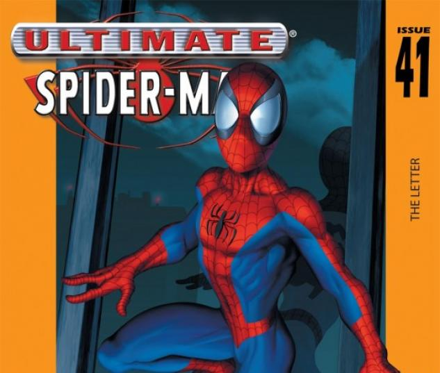 ULTIMATE SPIDER-MAN #41