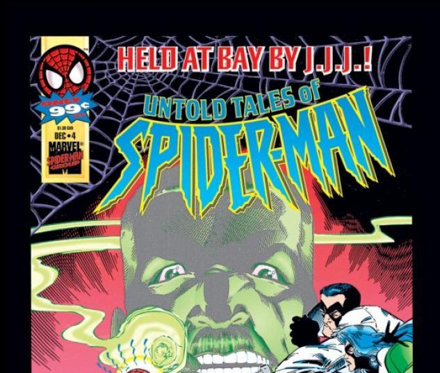 Untold Tales of Spider-Man #4