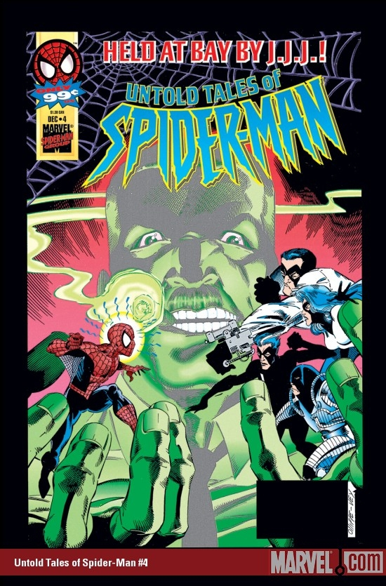 Untold Tales of Spider-Man (1995) #4