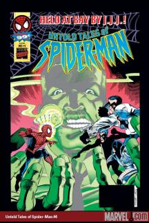 Untold Tales of Spider-Man #4