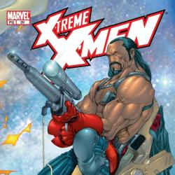 X-TREME X-MEN #20