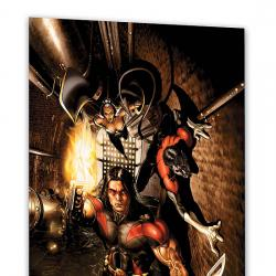 UNCANNY X-MEN: EXTREMISTS #0
