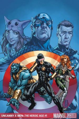 Uncanny X-Men: The Heroic Age (2010)