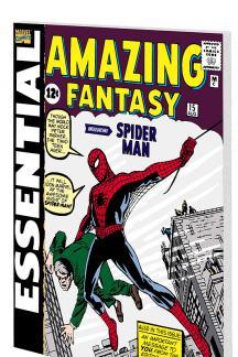 Essential Spider-Man Vol. 1 (New (Trade Paperback)