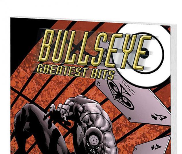 BULLSEYE: GREATEST HITS COVER