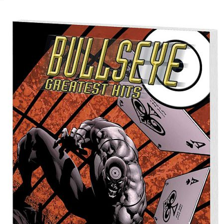BULLSEYE: GREATEST HITS COVER
