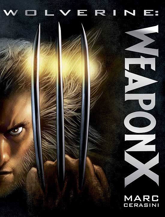 Weapon X (Prose Novel) (Hardcover)