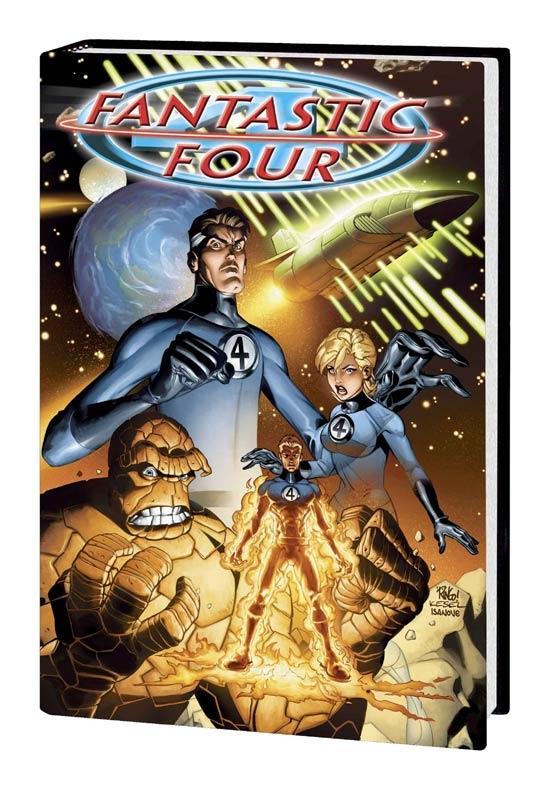 Fantastic Four Vol. 1 (Hardcover)