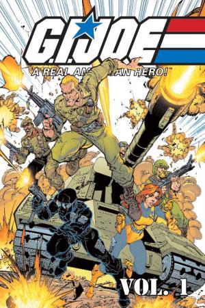 G.I. Joe Vol. I (Trade Paperback)