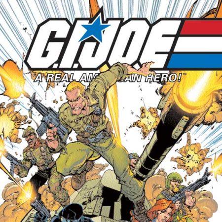G.I. JOE VOL. I TPB COVER
