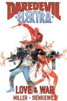 Daredevil/Elektra: Love & War (Hardcover)