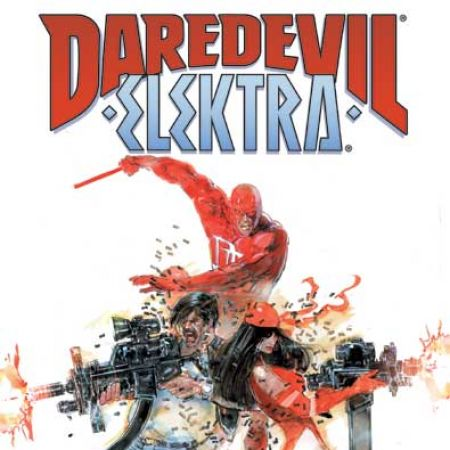 DAREDEVIL/ELEKTRA: LOVE & WAR HC #0