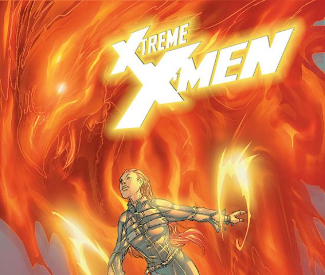 X-TREME X-MEN (2003) #45 COVER