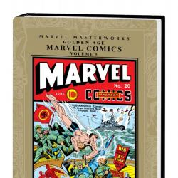 Marvel Masterworks: Golden Age Marvel Comics Vol. 5