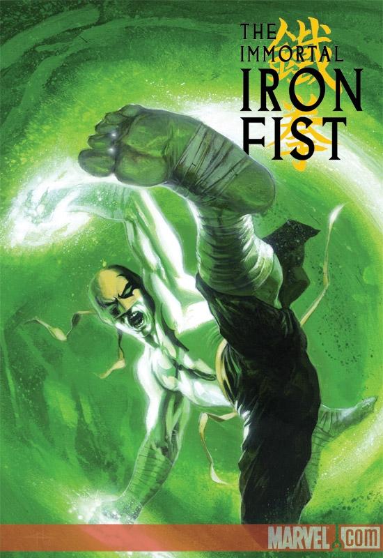 The Immortal Iron Fist (2006) #1 (Director's Cut)