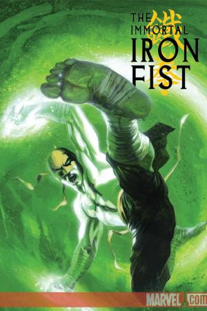 The Immortal Iron Fist #1  (Director's Cut)