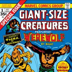 Giant-Size Creatures #1