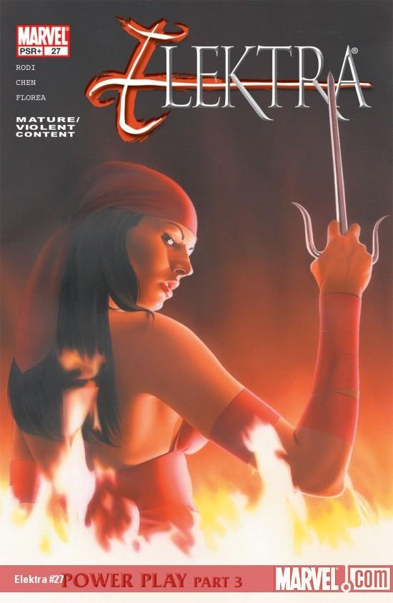 Elektra (2001) #27