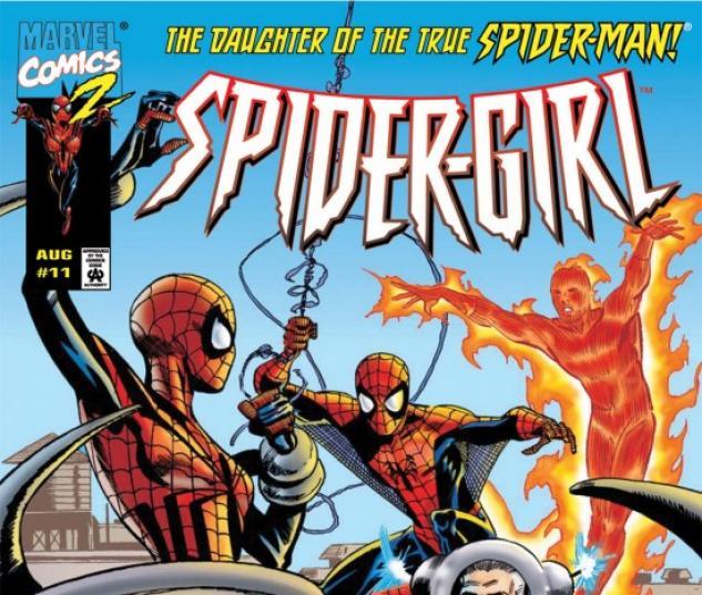 Spider-Girl (1998) #11
