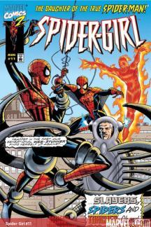 Spider-Girl #11