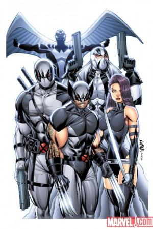 Uncanny X-Force (2010) #1 (VARIANT)
