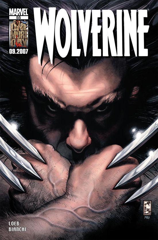 Wolverine (2003) #55