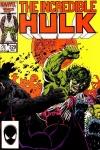 Incredible Hulk #329 cover