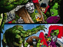First Look: Simon Bisley's Fearsome Four