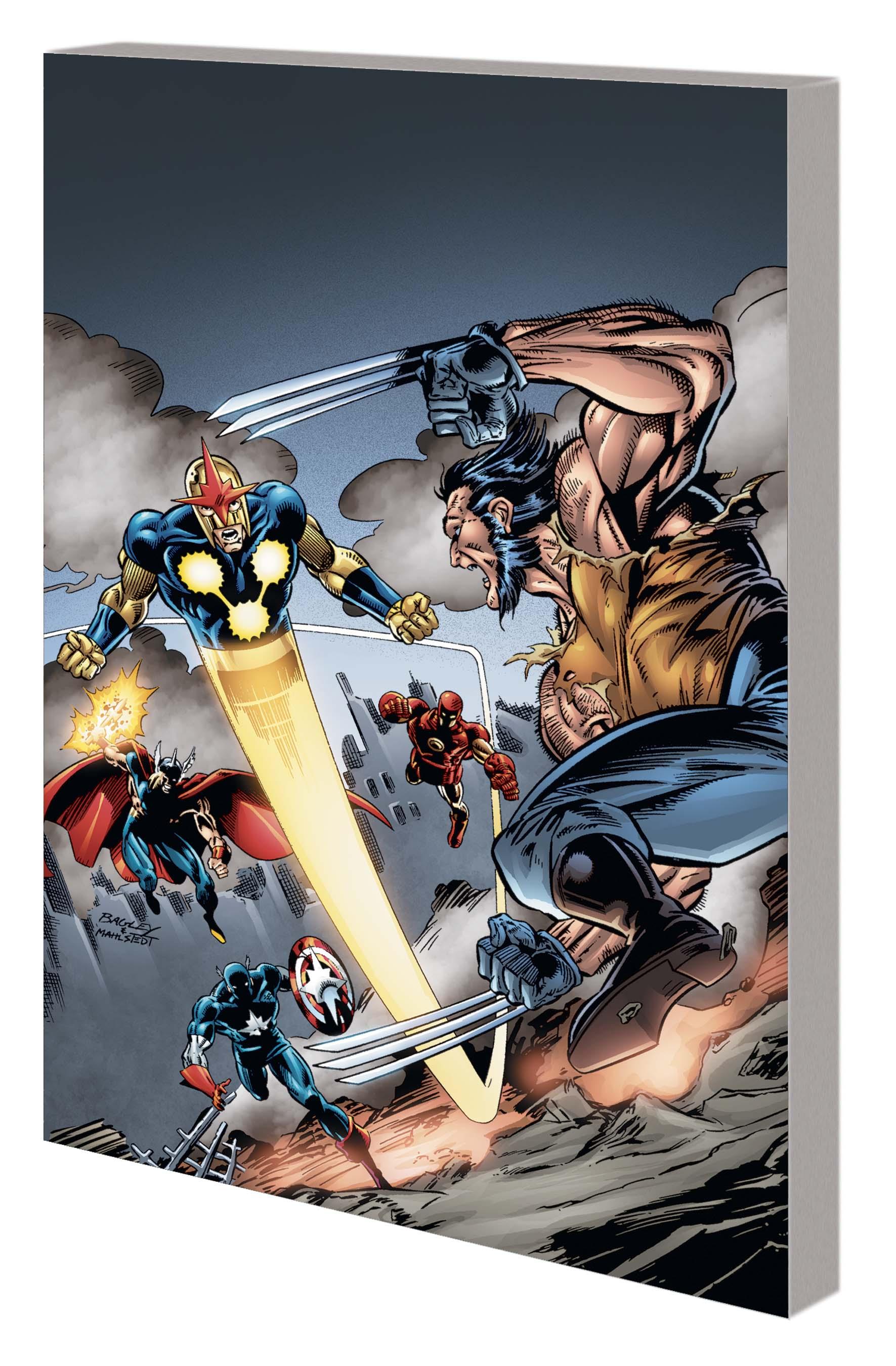 New Warriors Classic Vol. 3 (Trade Paperback)