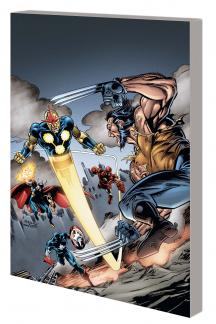 New Warriors Classic Vol. 3 (Trade Paperback)
