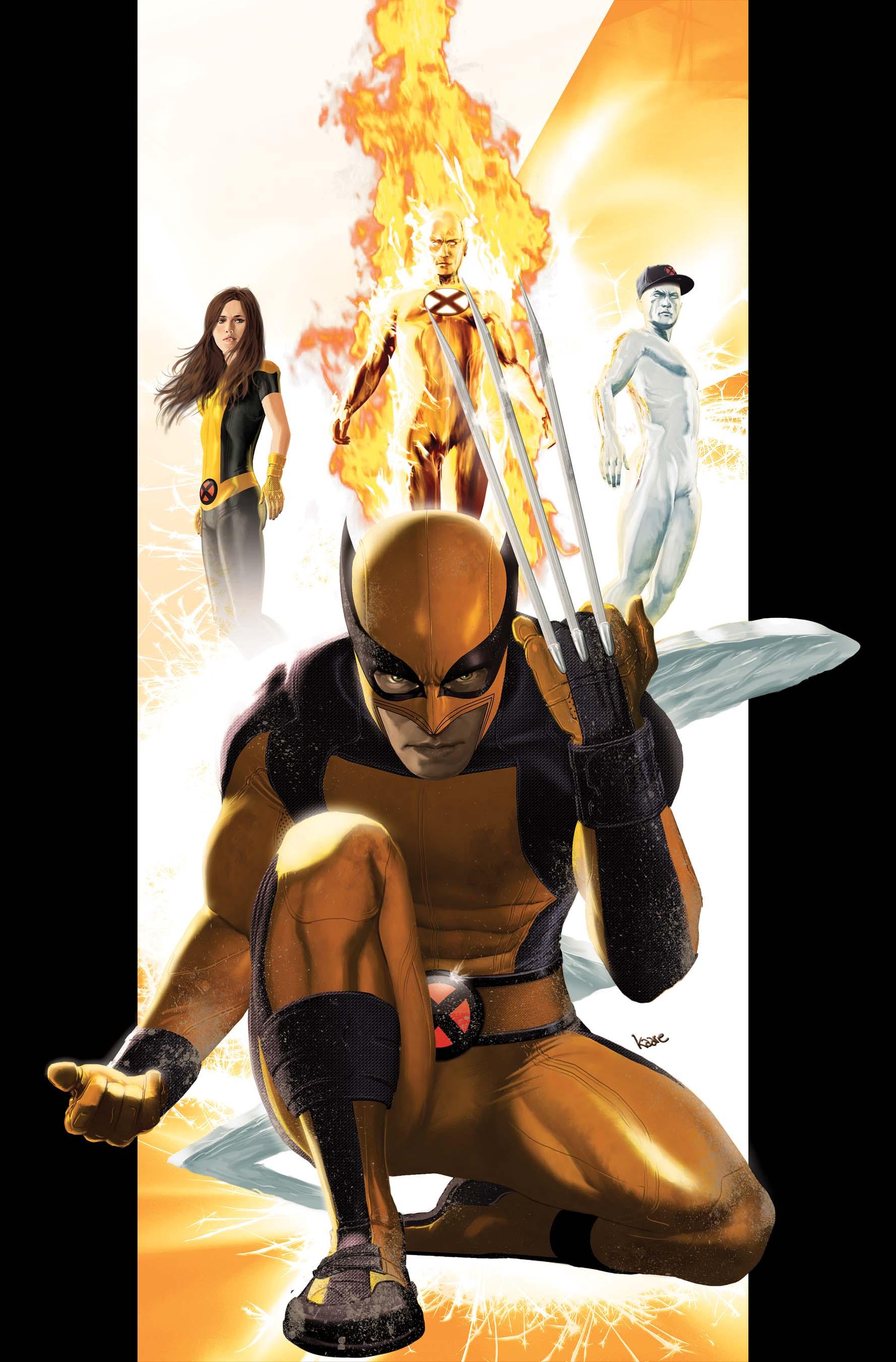 Ultimate Comics X-Men Must Have (2011) #1